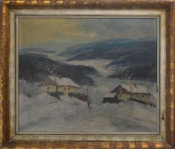 Winter Landscape - 1950