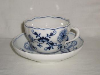 Cup and Saucer - 1950