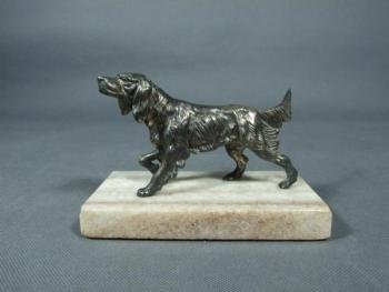 Animals - tin, marble - 1930
