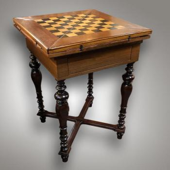 Chess Table - 1875