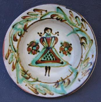 Wall Plate - 1926