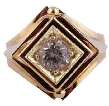 Ladies' Gold Ring - gold - 1960