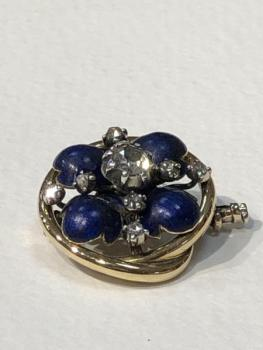 Brilliant Brooch - 1915
