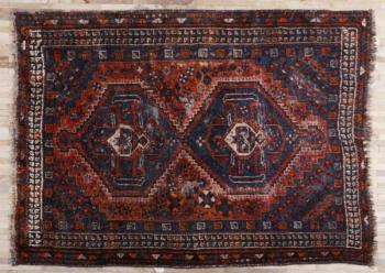 Iran Carpet - wool - 1940