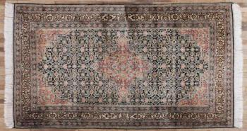 Carpet - cotton, silk - 1990
