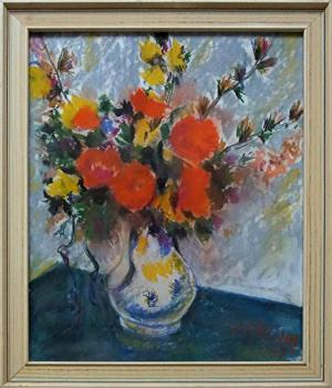 Still Life with Flowers - Skøivan - 1992
