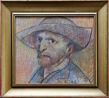 Portrait of Man - 1950