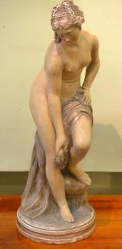 Nude Figure - ceramics - 1900