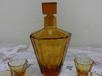 Liqueur Glass Set - glass - 1800