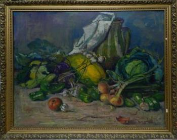 Still Life with Fruit - 1920