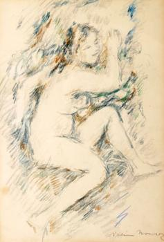 Nude Painting - Nowak Willi (1886 - 1977) - 1930