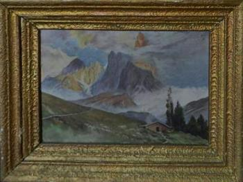 Mountain Landscape - 1930
