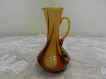 Glass Jug - glass - 1930