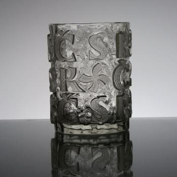 Glass - clear glass - FRANTIŠEK KYSELA (1881 – 1941) - 1920