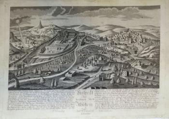 View of City - 1752
