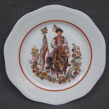 Decorative Plate - 1930