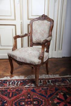 Armchair - wood - 1860