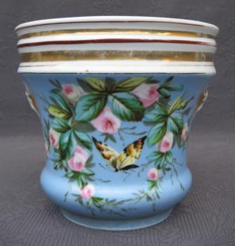 Porcelain Flower Pot - 1880