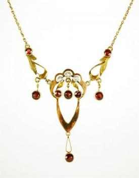 Art Nouveau Necklace - 1905