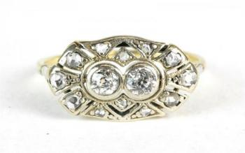 Ladies' Gold Ring - 1923
