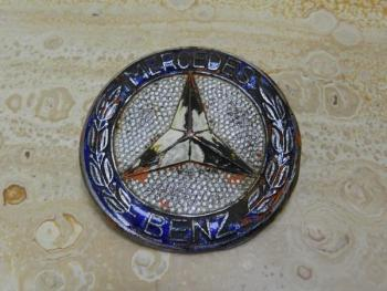 Badge - metal - 1930