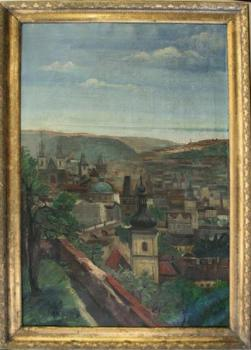 View of City - 1926