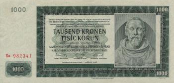 Banknote - 1942