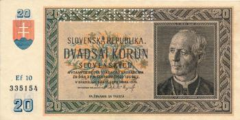 Banknote - 1939
