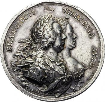 Silver Medal 1764