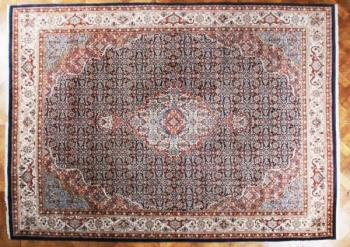 Carpet - cotton, wool - 1990