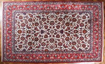 Persian Carpet - cotton, wool - 1970