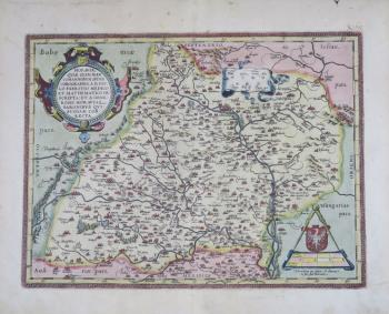 Map of Moravia