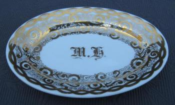 Side Plate - 1915