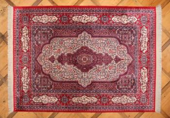 Carpet - silk - Louis de Poortere - 2000