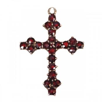 Cross Pendant - 1900