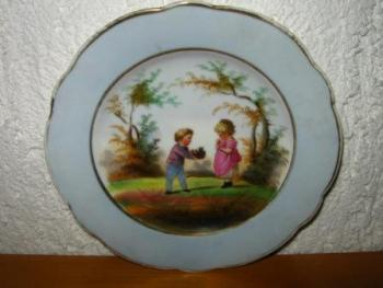 Side Plate - 1900