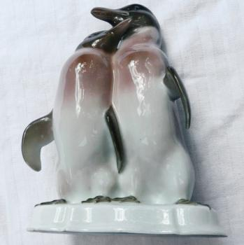 Porcelain Figural Group - white porcelain - Rosenthal - 1930