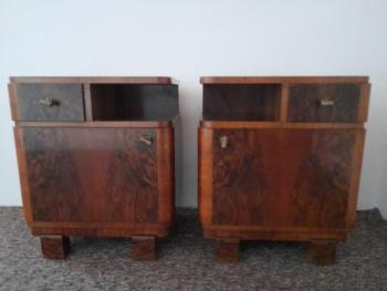 Pair of Bedside Tables - 1930