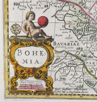 Graphics - Joh. Janssonius, Moses Pitt - 1680