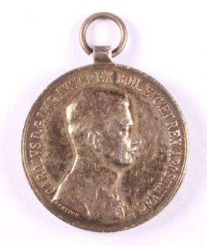 Medaille - silver - 1915