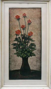 Still Life with Flowers - 1960