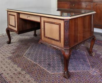 Writing Table - wood - 1950