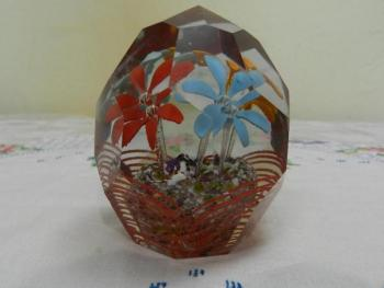 Glass Paperweight - glass - 1930