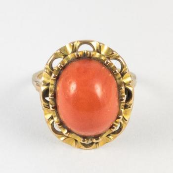 Ladies' Gold Ring - 1930