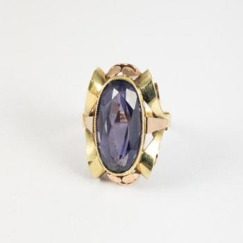 Ladies' Gold Ring - 1935