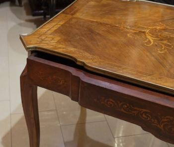 Dining Table - wood - 1880