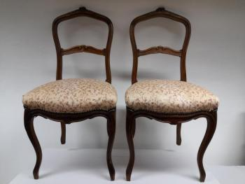 Pair of Chairs - 1880
