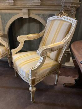 Pair of Armchairs - 1880