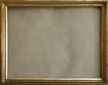 Picture Frame - wood - 1900