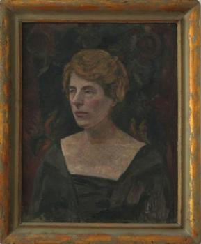 Portrait of Lady - 1910